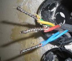 Правила электромонтажа электропроводки в помещениях. Энгельсские электрики.
