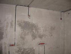 Электромонтажные работы в квартирах новостройках город Энгельс