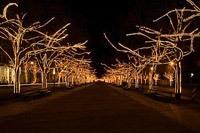 Подключение освещения зданий в Энгельсе