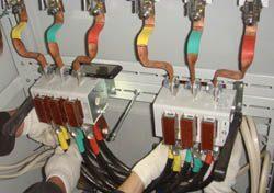 Правила электромонтажа электропроводки в помещениях в Энгельсе
