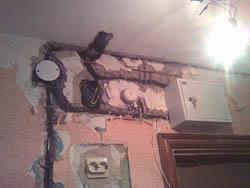 Замена электропроводки в Энгельсе